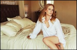 Teníamos tiempo sin ver a Nicole Kidman en una sesión fotográfica sexy