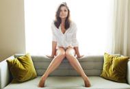 Pusieron a Kelly Kapowski en ropa íntima dentro de su casa (FOTOS)