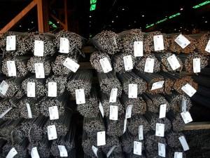 Sidor tiene en almacén más de 29 mil toneladas de cabillas sin despachar
