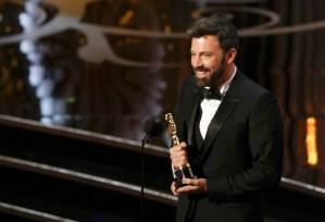 """""""Argo"""" logró el premio a la Mejor Película en los Oscar 2013"""