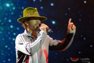 Jamiroquai llevó su funk a la USB (Fotos)