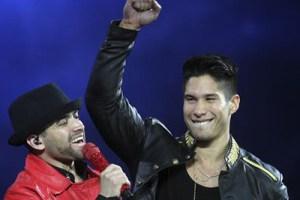 Chino y Nacho se pronunciaron por la ausencia del Presidente en Venezuela (Video)