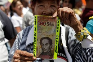 Difícil panorama económico en era post Chávez