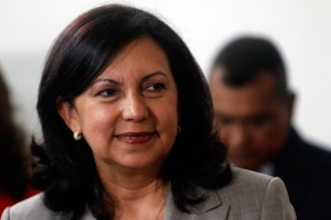Carmen Meléndez es denunciada ante la AN por amparar a colectivos chavistas