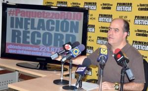Borges: Maduro sigue rompiendo los récords de inflación