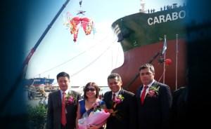 """A un año de su botadura en China es un misterio el paradero del supertanquero """"Carabobo"""" de Pdvsa"""