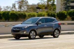 Echa un vistazo al Hyundai Tucson 2014 (y suspira)