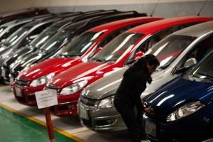 Estos son los 10 carros más vendidos en Venezuela en el primer trimestre
