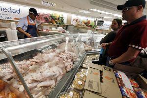 Nuevos precios para el pollo, azúcar, café y arroz