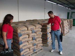 José David Cabello: Producción de cemento se mantiene estable