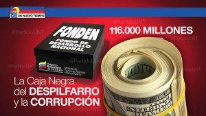 Fonden, la caja negra de corrupción y despilfarro