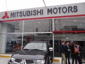 Mitsubishi alerta que quedará sin insumos en julio