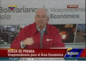 Venezuela afina proyecto con Repsol y ENI y se reunirá con Chevron