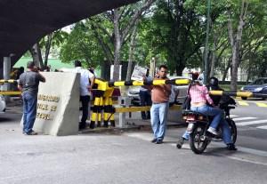 Protestan en la UCV para exigir renuncia de jefe de seguridad #22Ene (VIDEO)
