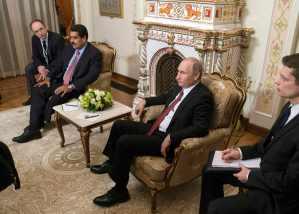 ¿Dijo Putin lo que dice el gobierno que le dijo a Maduro? (radiografía de una mentira)
