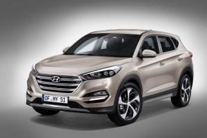 Este es el Hyundai Tucson 2016 que no verás en Venezuela