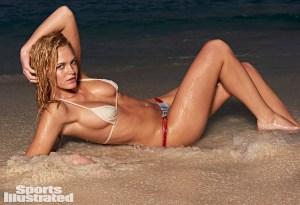 El supercuerpazo de la supermodelo Erin para Sports Illustrated (body paint + DIVINISIMA)
