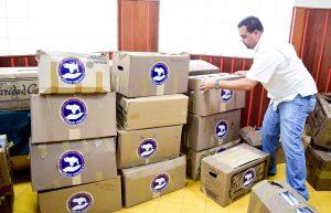 Funcionarios del régimen sustraen de manera ilegal insumos de Rescate Venezuela