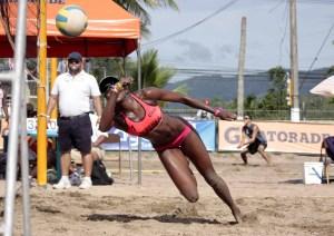 Novias olímpicas presenta: La chocomamacita voleibolista Cope (FOTOS)