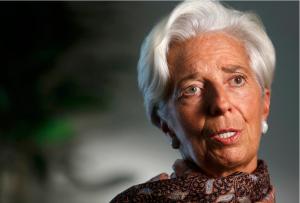 La salida de Lagarde del FMI se hace efectiva a partir del 12 de septiembre