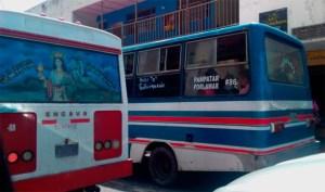Transportistas en Nueva Esparta paralizan actividades en protesta a regulaciones del régimen