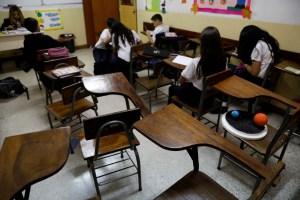 """Vente Miranda: Esta llamada """"revolución"""" acabó con la educación pública en el país"""