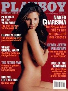 """Recordando el glorioso momento cuando una de las """"Caza Vampiros"""" se lo quitó TODO en Playboy (UFFF)"""