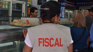 Pese al aumento del precio de los servicios públicos, las fiscalizaciones arrecian contra los comerciantes en Lara