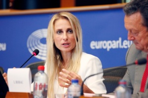 Vicepresidenta del Parlamento Europeo: Pedimos que revoquen la acreditación de los embajadores de Maduro