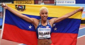 Yulimar Rojas conquistó su pase a los Juegos Olímpicos de Tokio 2020