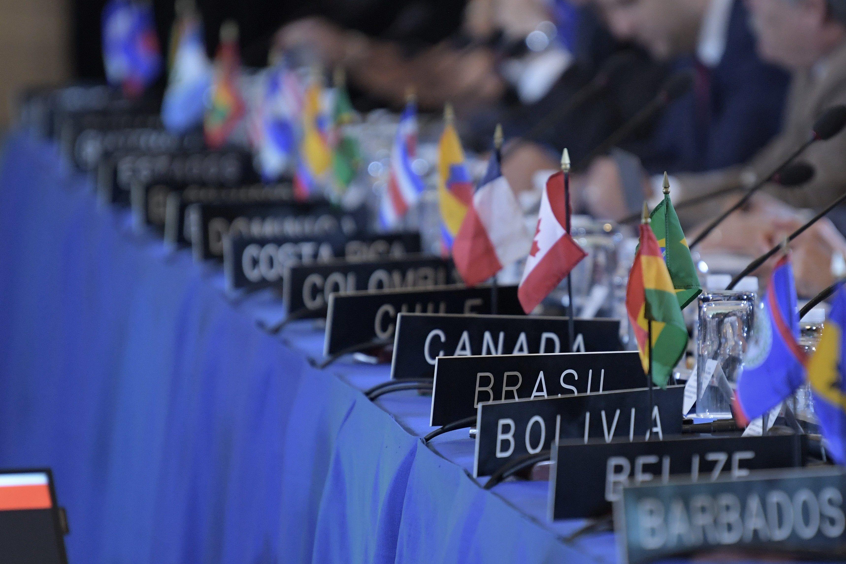 OEA insta al órgano electoral boliviano a defender la voluntad ciudadana