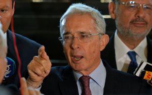 Uribe pidió a la Corte Suprema de Colombia hacer público su expediente por filtraciones