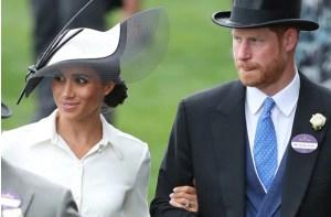 El primer bebé de Harry y Meghan Markle no será príncipe ni princesa