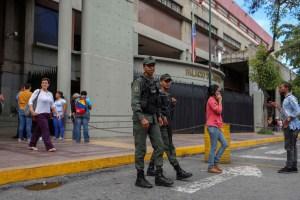 Roland Carreño fue presentado arbitrariamente en tribunales al servicio de Maduro