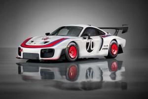 """""""Moby Dick""""… Porsche reedita al mítico 935 de carreras y es un espectáculo (FOTOS)"""