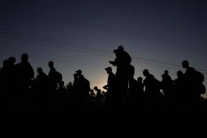 """""""No nos hagan invisibles"""", clamaron madres de migrantes desaparecidos en la ruta hacia EEUU"""