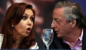 Tribunal que juzga a Cristina Kirchner cree que ella y su esposo fueron jefes de una asociación delictiva