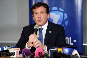 Coronavirus no debería dejar a Sudamérica sin fútbol este año, dice presidente de Conmebol