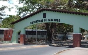 Trabajadores de la Universidad de Carabobo exigieron salarios dignos y vacunas antiCovid