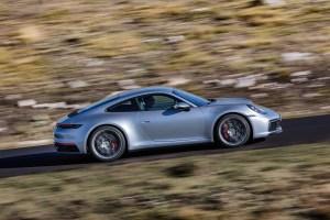El nuevo Porsche 911: más potente, más rápido y digital (FOTOS)