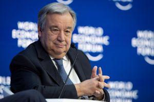Guterres hablará con representante de Venezuela y Colombia en la Asamblea de la ONU