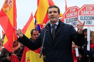 Pablo Casado: ¿Sánchez no recibe a Guaidó porque no quiere o porque Podemos no lo deja?
