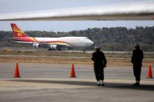 Avión procedente de Cabo Verde habría aterrizado en Maiquetía