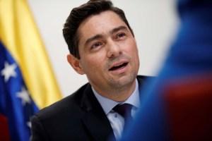 Vecchio confirmó reunión entre Jorge Rodríguez y enviado de la Casa Blanca (Video)