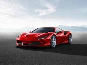 """Un homenaje al V8 más potente de la historia de Ferrari: El nuevo F8 """"Tributo"""""""
