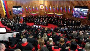 """Acceso a la Justicia: TSJ expropia a AD, PJ y VP con una """"oposición"""" a la medida de Maduro"""