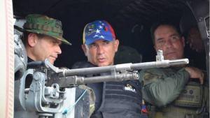 Freddy Bernal da cifras de paracos caídos en la frontera para amenazar a los narcoguerrilleros (VIDEO)