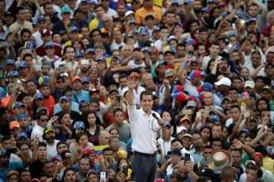 Guaidó convoca protestas este viernes 21 de junio para denunciar violaciones a DDHH ante Bachelet