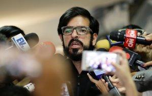 Guaidó anuncia designación de Miguel Pizarro como Comisionado Presidencial para la ONU