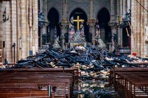El proyecto de ley para la restauración de Notre Dame, a un paso de ser adoptado